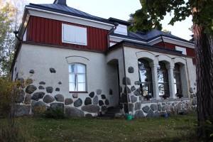 Kotiluodon päärakennus