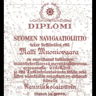 5. Diplomin tilaus